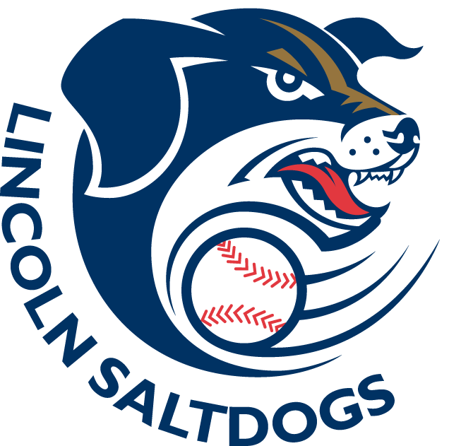 Lincoln Saltdogs Logo Primary Logo (2006-2016) -  SportsLogos.Net