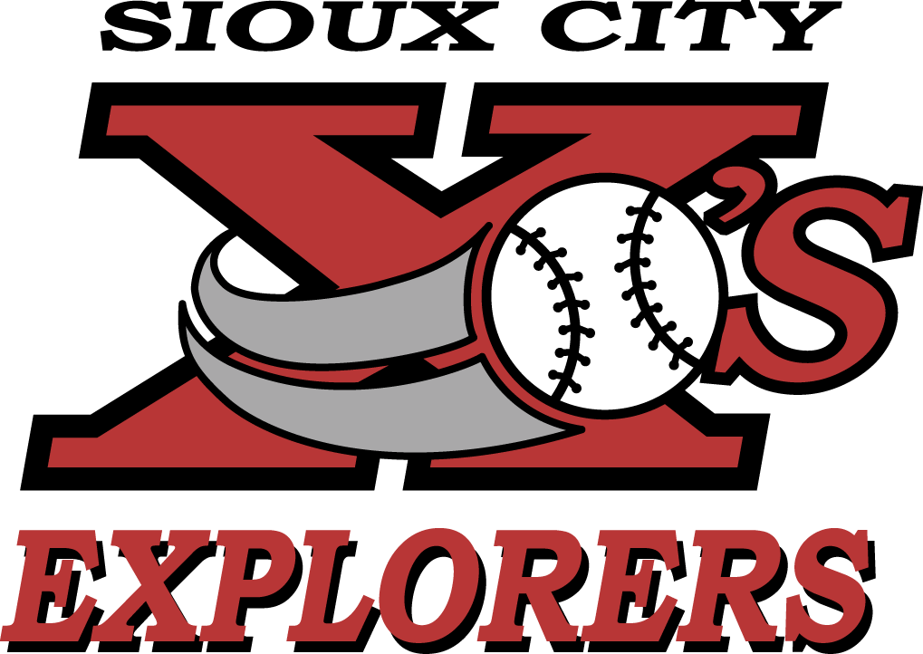 Sioux City Explorers Logo Primary Logo (2006-Pres) -  SportsLogos.Net