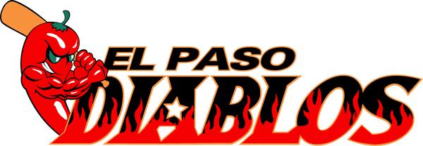 El Paso Diablos Logo Primary Logo (2006-2013) -  SportsLogos.Net