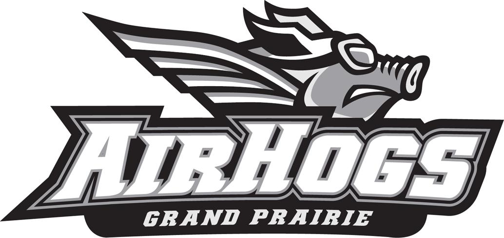 Grand Prairie AirHogs Logo Primary Logo (2008-Pres) -  SportsLogos.Net