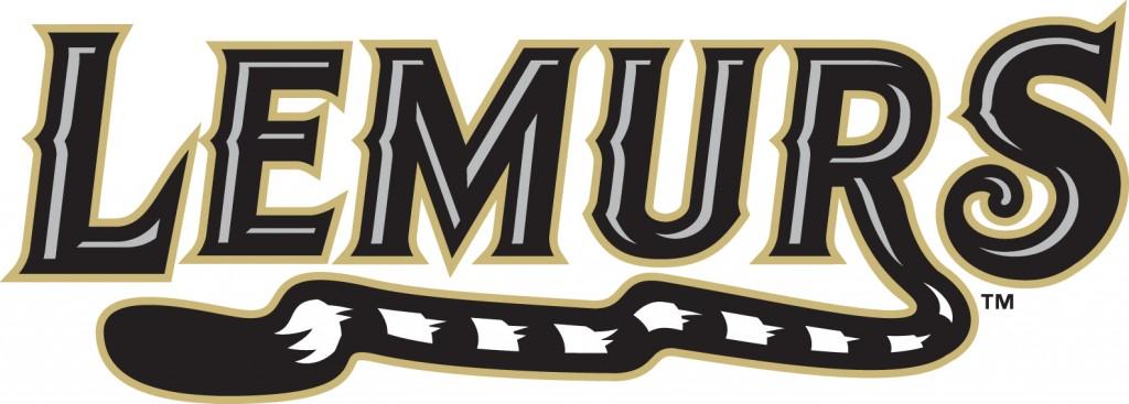 Laredo Lemurs Logo Wordmark Logo (2012-2017) -  SportsLogos.Net