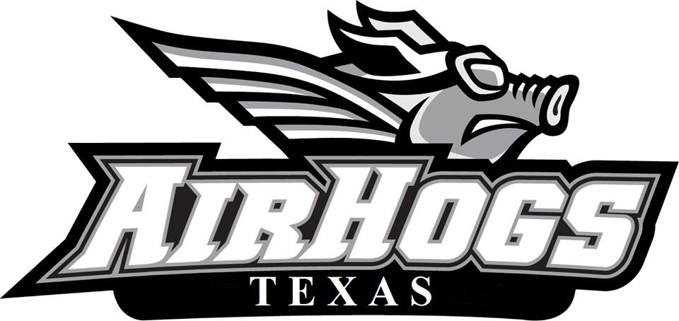 Texas AirHogs Logo Primary Logo (2016-2020) -  SportsLogos.Net