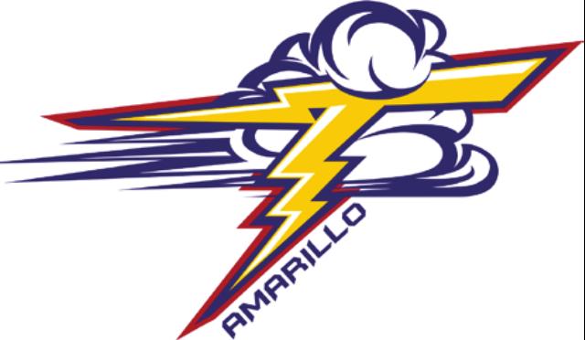 Amarillo Thunderheads Logo Alternate Logo (2015) -  SportsLogos.Net