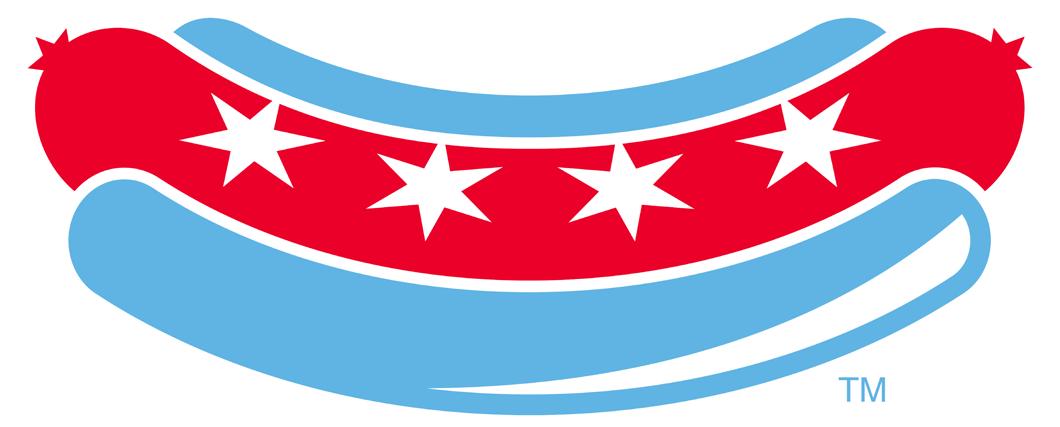 Chicago Dogs Logo Secondary Logo (2018-Pres) -  SportsLogos.Net