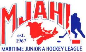 Maritime Jr A Hockey League  Logo Primary Logo (1967/68-1994/95) -  SportsLogos.Net