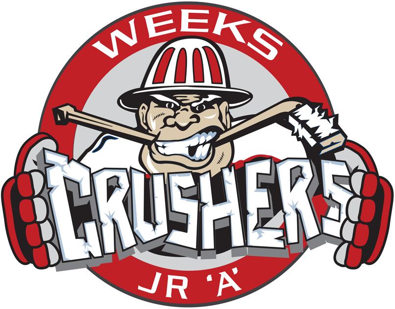 Pictou County/Weeks  Crushers Logo Primary Logo (2004/05-Pres) -  SportsLogos.Net