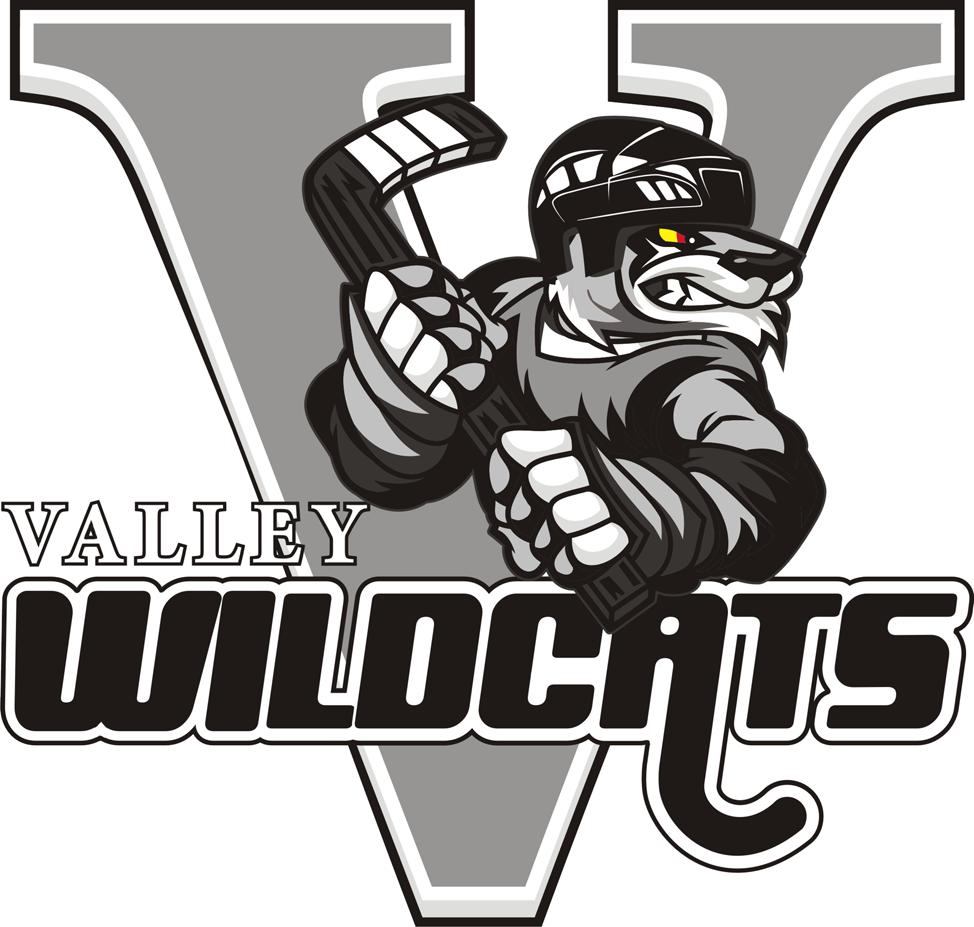 Valley  Wildcats Logo Primary Logo (2013/14-Pres) -  SportsLogos.Net
