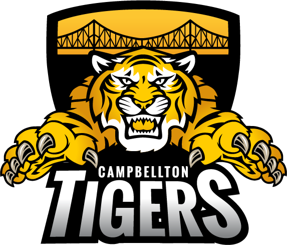 Campbellton  Tigers Logo Primary Logo (2015/16-Pres) -  SportsLogos.Net