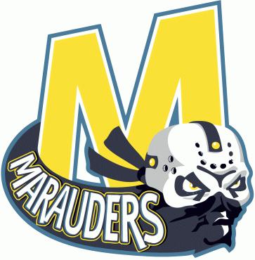 Metro Marauders Logo Primary Logo (2010/11-2011/12) -  SportsLogos.Net