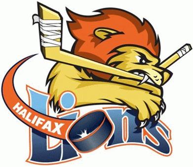 Halifax Lions Logo Primary Logo (2008/09-2009/10) -  SportsLogos.Net