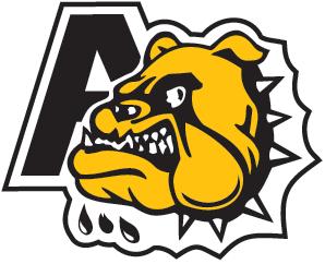 Antigonish Bulldogs Logo Primary Logo (1996/97-2007/08) -  SportsLogos.Net