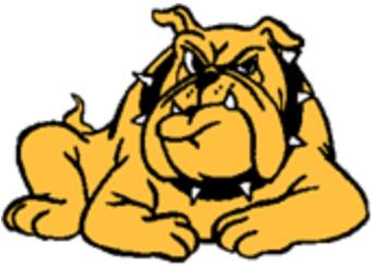 Antigonish Bulldogs Logo Primary Logo (1987/88-1995/96) -  SportsLogos.Net