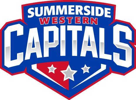 Summerside Western  Capitals Logo Primary Logo (2014/15-Pres) -  SportsLogos.Net