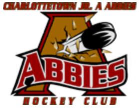 Charlottetown Abbies Logo Primary Logo (2006/07) -  SportsLogos.Net