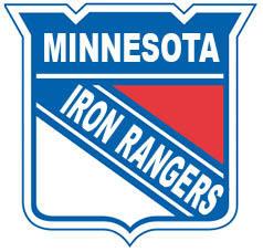 Minnesota  Iron Rangers Logo Primary Logo (2012/13-Pres) -  SportsLogos.Net