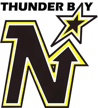 Thunder Bay  North Stars Logo Primary Logo (2012/13-Pres) -  SportsLogos.Net