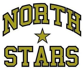 Thunder Bay  North Stars Logo Primary Logo (2010/11-2011/12) -  SportsLogos.Net