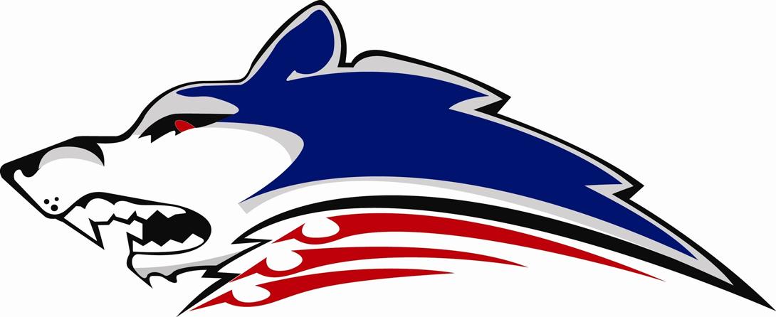 Dryden  Ice Dogs Logo Primary Logo (2001/02-Pres) -  SportsLogos.Net