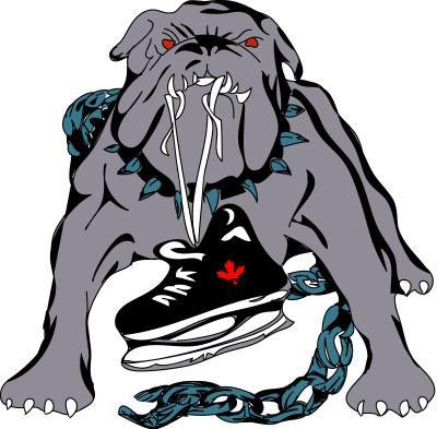 Thunder Bay  Bulldogs Logo Primary Logo (2001/02-2007/08) -  SportsLogos.Net