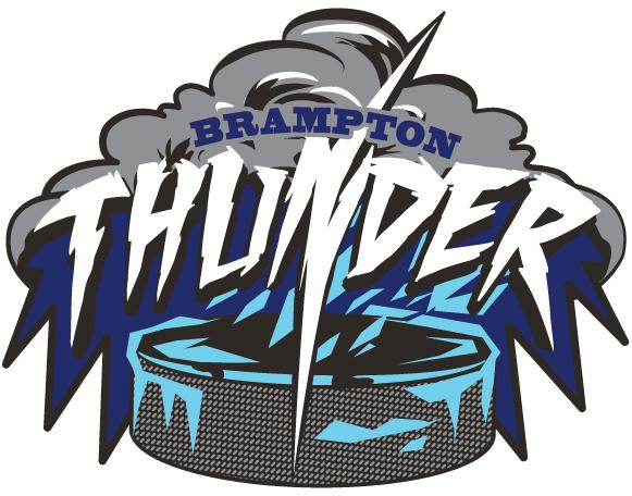 Brampton Thunder Logo Primary Logo (2015/16-Pres) -  SportsLogos.Net