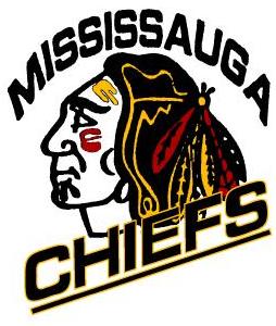 Mississauga Chiefs Logo Primary Logo (2007/08-2008/09) -  SportsLogos.Net