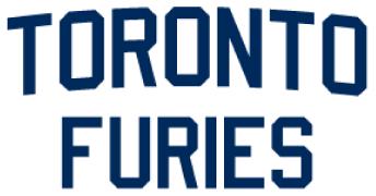 Toronto Furies Logo Wordmark Logo (2011/12-Pres) -  SportsLogos.Net