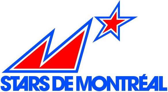 Montreal Stars Logo Primary Logo (2007/08-Pres) -  SportsLogos.Net