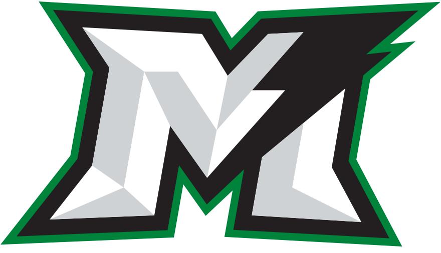 Markham  Thunder Logo Primary Logo (2017/18-Pres) -  SportsLogos.Net