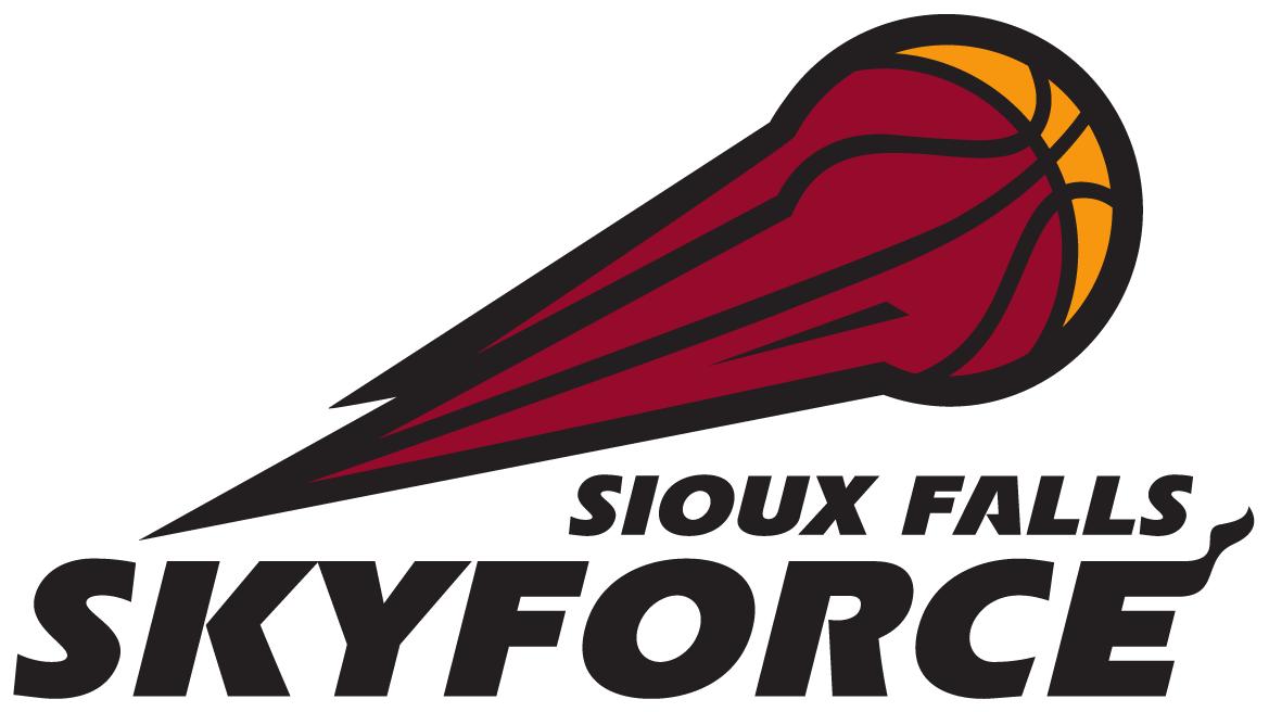Sioux Falls Skyforce Logo Primary Logo (2012/13-Pres) -  SportsLogos.Net