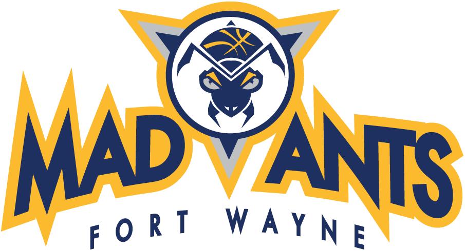 Fort Wayne Mad Ants Logo Primary Logo (2017/18-Pres) -  SportsLogos.Net