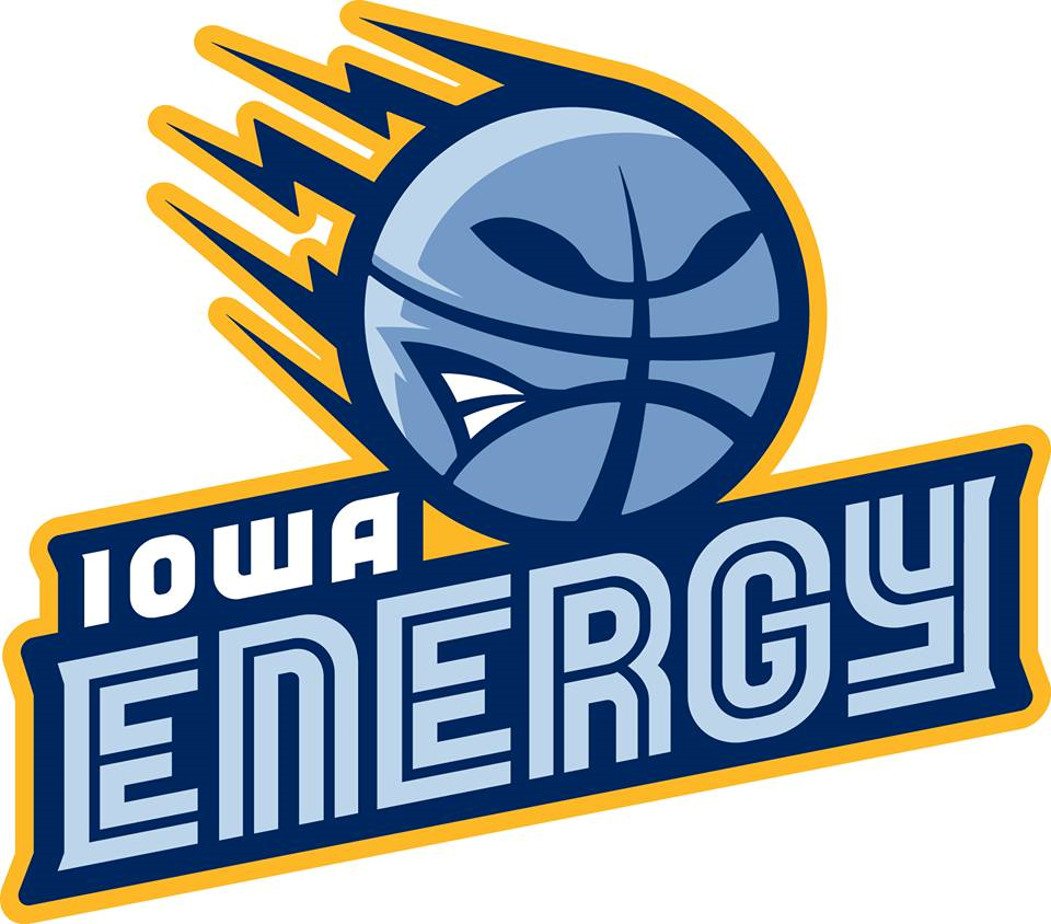 Iowa Logo Iowa Energy Primary Logo Nba