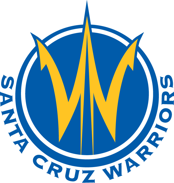 Santa Cruz Warriors Logo Primary Logo (2011/12-Pres) -  SportsLogos.Net