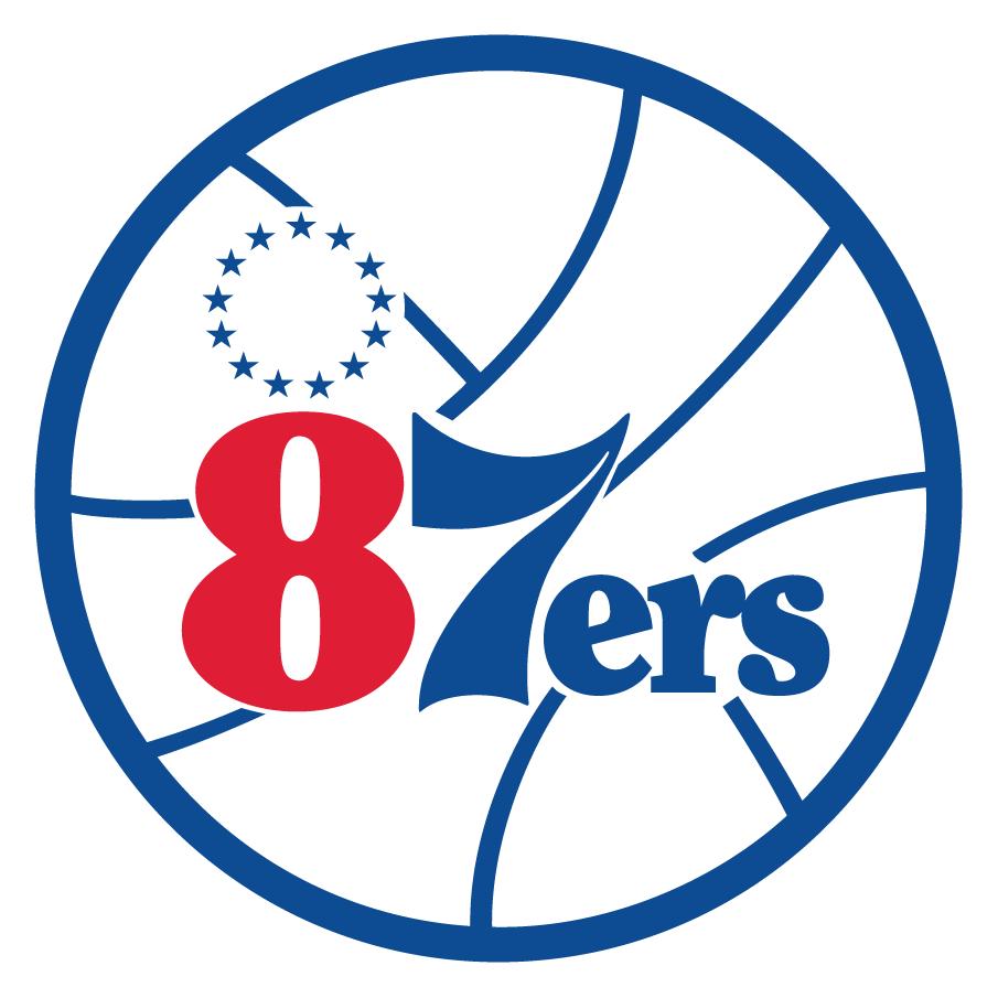 Delaware 87ers Logo Alternate Logo (2012/13-2017/18) -  SportsLogos.Net