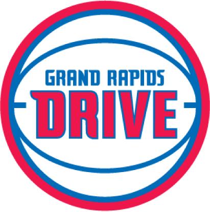 Grand Rapids Drive Logo Primary Logo (2013/14-Pres) -  SportsLogos.Net