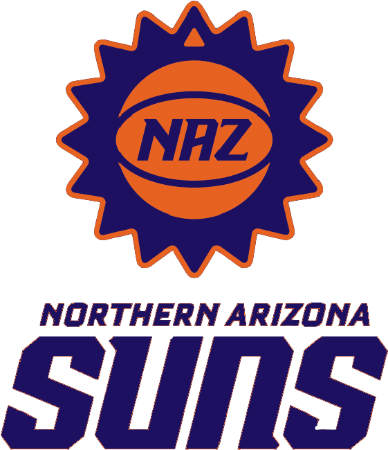 Northern Arizona Suns Logo Primary Logo (2016/17-Pres) -  SportsLogos.Net