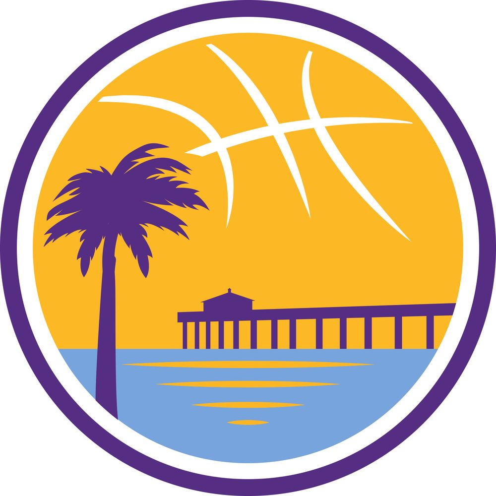 South Bay Lakers Secondary Logo - NBA Gatorade League (G ...