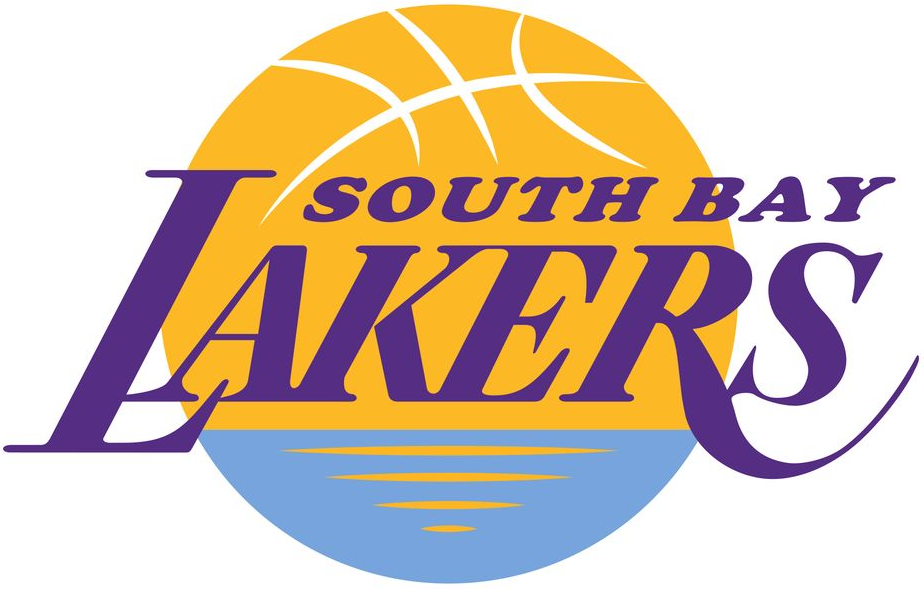 South Bay Lakers Logo Primary Logo (2017/18-Pres) -  SportsLogos.Net