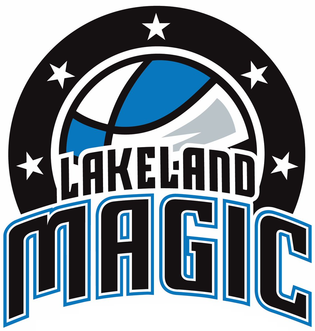 Lakeland Magic Logo Primary Logo (2017/18-Pres) -  SportsLogos.Net