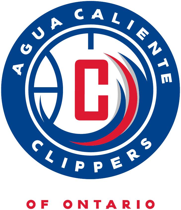 Agua Caliente Clippers of Ontario Logo Primary Logo (2017/18-Pres) -  SportsLogos.Net