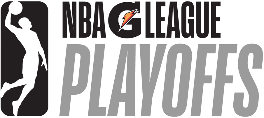 NBA G-League Playoffs Logo Primary Logo (2017/18-Pres) - NBA G-League Playoffs primary logo SportsLogos.Net