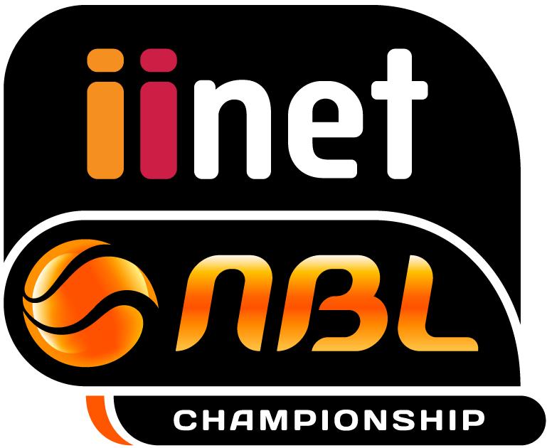 NBL Logo Sponsored Logo (2009/10-2014/15) -  SportsLogos.Net