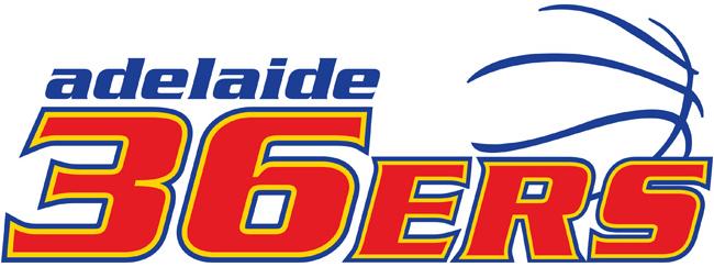 Adelaide 36ers Logo Primary Logo (2013/14-Pres) -  SportsLogos.Net