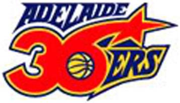 Adelaide 36ers Logo Primary Logo (1988/89-2000/01) -  SportsLogos.Net