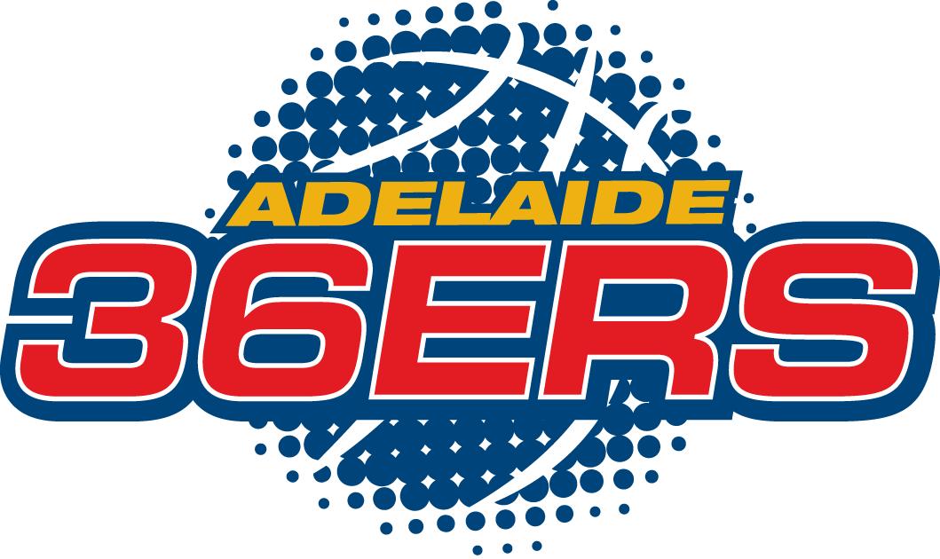 Adelaide  36ers Logo Primary Logo (2001/02-2012/13) -  SportsLogos.Net