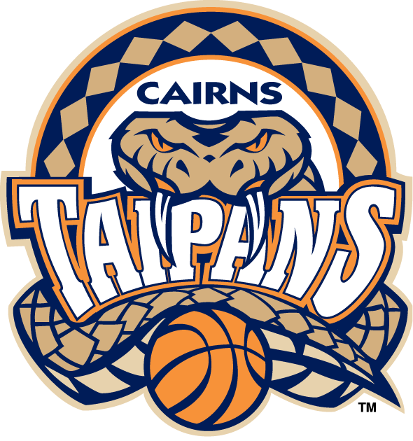 Cairns Taipans Logo Alternate Logo (1999/00-Pres) -  SportsLogos.Net