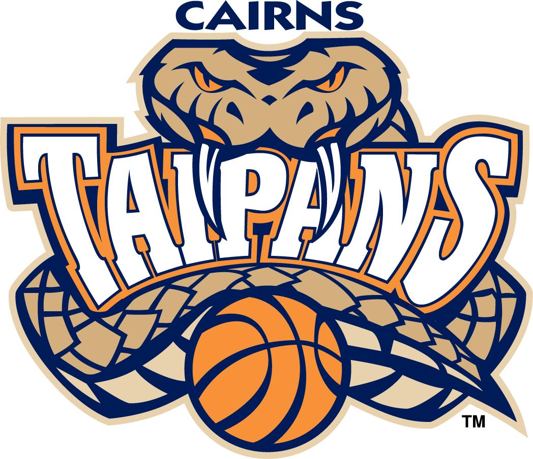 Cairns  Taipans Logo Primary Logo (1999/00-Pres) -  SportsLogos.Net