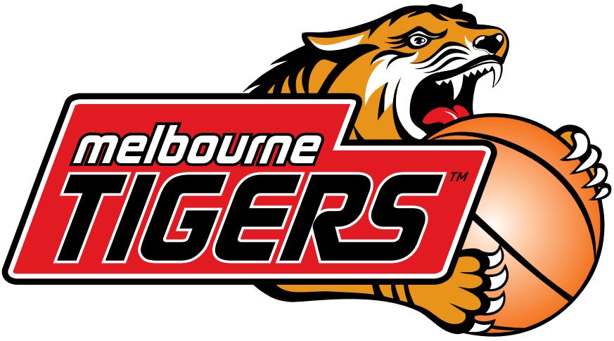 Melbourne Tigers Logo Primary Logo (2005/06-2011/12) -  SportsLogos.Net