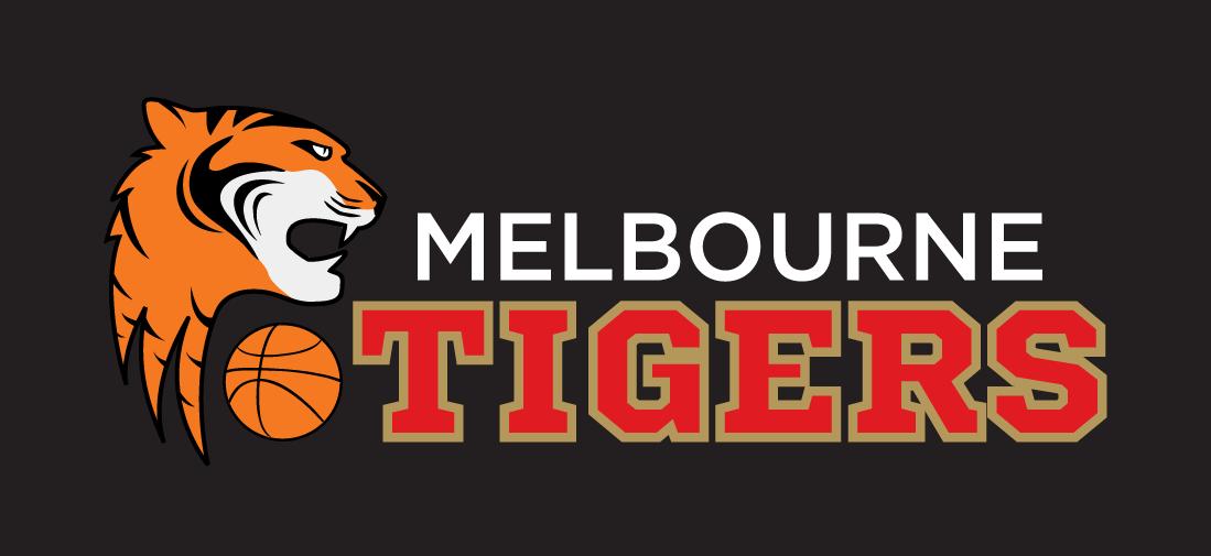 Melbourne Tigers Logo Alternate Logo (2012/13-Pres) -  SportsLogos.Net