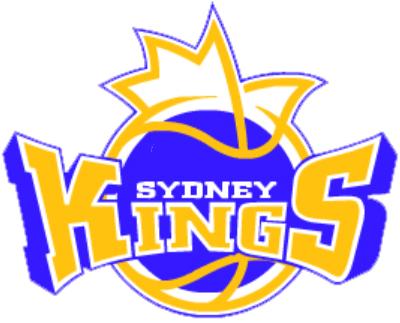 Sydney  Kings Logo Primary Logo (1988/89-2005/06) -  SportsLogos.Net