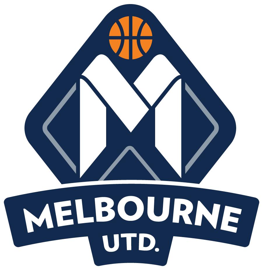 Melbourne United Logo Primary Logo (2014/15-Pres) -  SportsLogos.Net